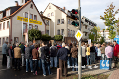 Fotostrecke: Brücken-Demo