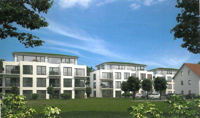 Etwa so stellt sich der Gemeinderat die neuen Wohngebäude vor. Foto: Aus der öffentlichen Vorlage.