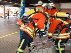 Zwei Feuerwehreinsätze vergangene Woche