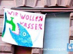 """Bremse gegen Bürgerinitiative """"Wasser ist Menschenrecht"""""""